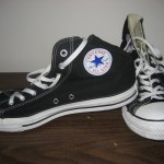 You can never go wrong with Converse shoes!