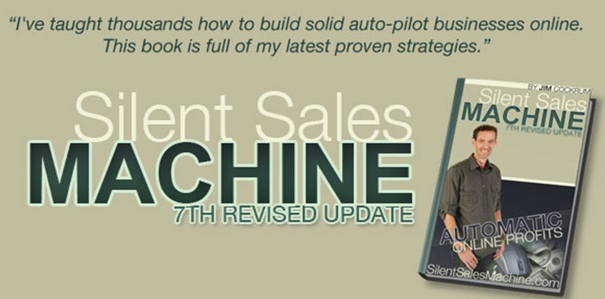Click Here to buy Silent Sales Machine by Jim Cockrum