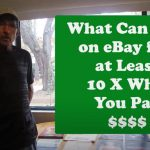 What Sells Best on eBay EXAMPLES of 10x Your Money