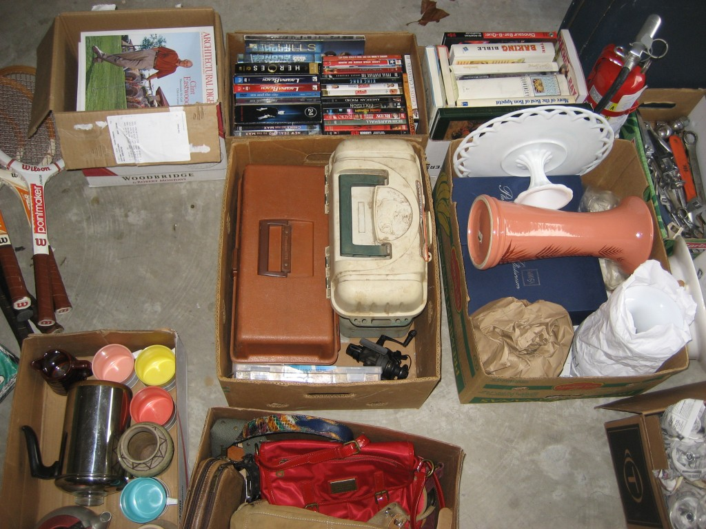 Another load of stuff from yardsales! Hey, if you'd like to learn from Skip McGrath, click here!