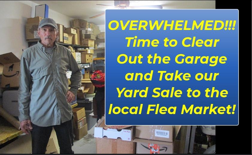 Flea Market Setup tips